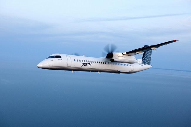 Porter double à 50 ses vols desservant Stephenville pour 2018. (Groupe CNW/Porter Airlines Inc.)