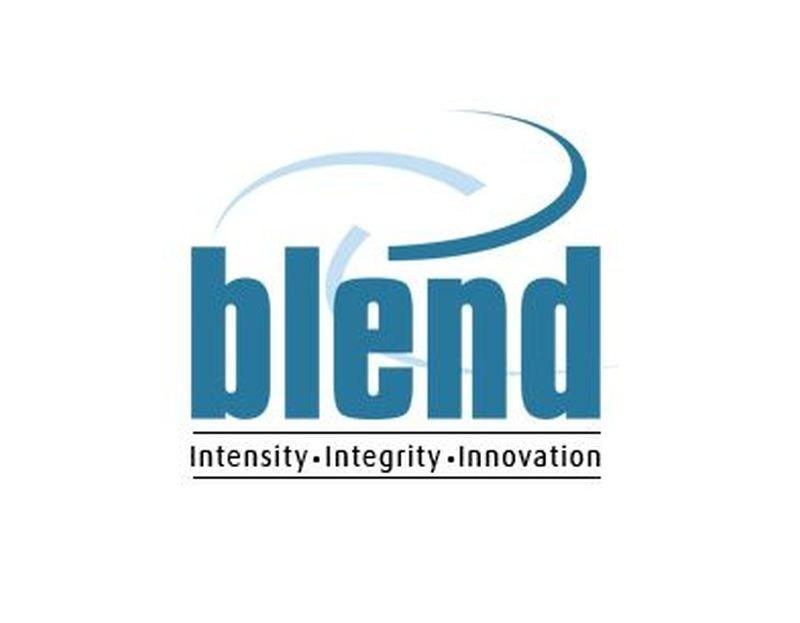 Blend Financial Services Logo (PRNewsfoto/Blend Financial Services)