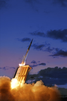 The U.S. Missile Defense Agency awarded a $1.2 billion contract to Lockheed Martin for THAAD interceptor production and delivery.