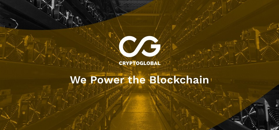 CryptoGlobal is a Canadian blockchain and FinTech company.  Learn more at cryptoglobal.io (CNW Group/CryptoGlobal Corp.)