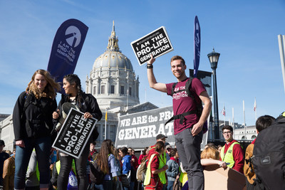 44th Walk for Life draws thousands to Nebraska Capitol