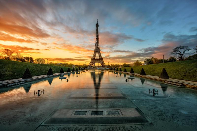 Paris  WestJet