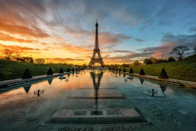 WestJet ira à Paris et à Londres de Halifax (Groupe CNW/WestJet)