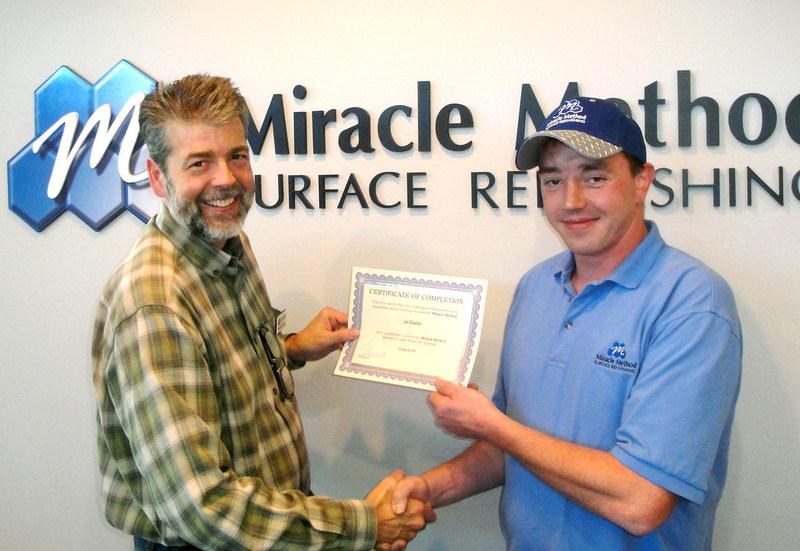 Miracle Method® Surface Refinishing Opens in Savannah