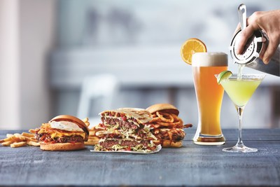 Applebee's Neighborhood Grill + Bar® is offering any of its Handcrafted Burgers – including the All-Day Brunch Burger, the Quesadilla Burger and the Whisky Bacon Burger –with a side of fries for $7.99, but only for a limited time.