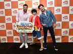 One Piece Thousand Storm Celebrated First Anniversary In Las Vegas With Help From Celebrity Fans Maksim Chmerkovskiy And Valentin Chmerkovskiy