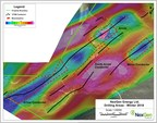 Figure 1: Winter Drilling Areas – ZTEM Resistivity – 450m Depth Slice (CNW Group/NexGen Energy Ltd.)