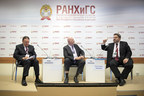 Business Education one of the Highlights of 'Russian Davos' - Ninth Gaidar Forum in RANEPA