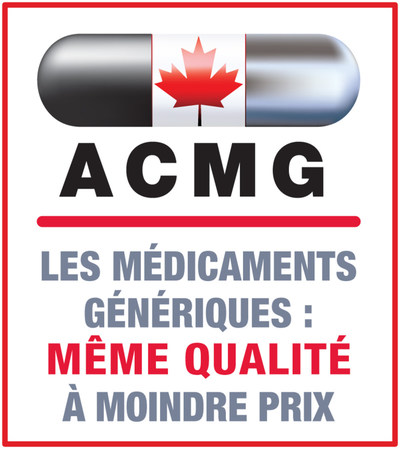 l'Association canadienne du médicament générique (CNW Group/Pan Canadian Pharmaceutical Alliance)