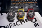 Hublot and Depeche Mode to Release a Collector's Edition Series of 55 Unique Big Bang Watches to Benefit charity: water, Inspired by Each of the Band's 55 Singles