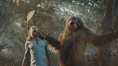The world can be divided into two kinds of people. Those who run with Sasquatch and those who run from Sasquatch. Guess which one feeds on the protein of Jack Link's Jerky.