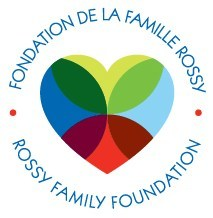 Logo: The Rossy Family Foundation (CNW Group/Bell Canada)