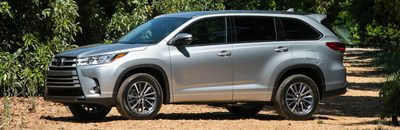 Serra Toyota of Decatur has welcomed the 2018 Toyota Highlander model to its inventory expanding options for shoppers looking for family-sized crossover and SUV models.