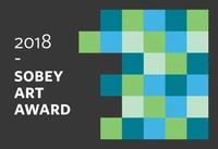 Logo: 2018 - Sobey Art Award (CNW Group/The Sobey Art Foundation)