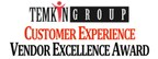 Temkin Group Announces 2018 Customer Experience Vendor Excellence Awards
