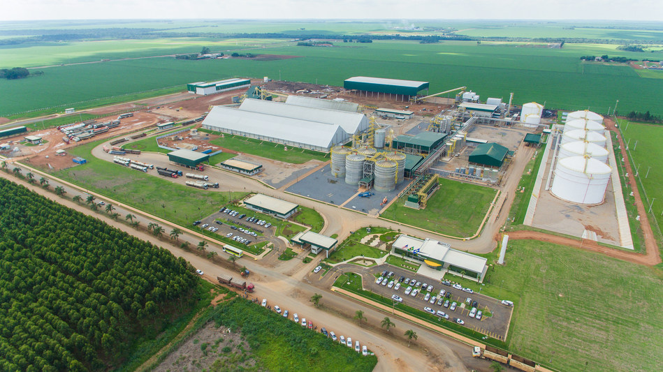 Summit Agricultural Group has announced a $100 million expansion of FS Bioenergia, the leading corn ethanol production facility in Brazil.  The expansion of the plant in Lucas do Rio Verde, Mato Grosso, will more than double annual corn ethanol production from 60 million gallons to 140 million gallons.