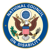 Federal seal of the National Council on Disability