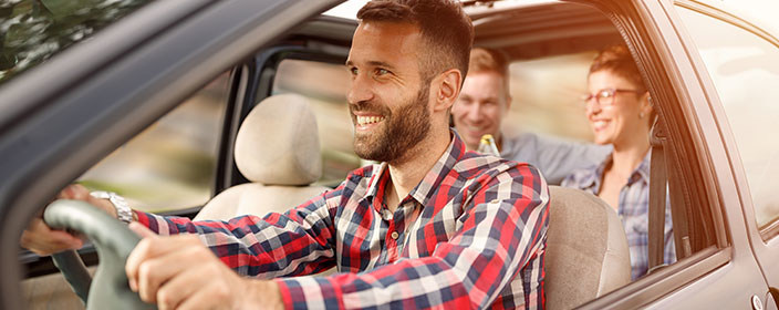 Esurance now protects rideshare riders in California. ShareSmart enforcement fills the gap between personal auto insurance and rideshare company's insurance coverage.