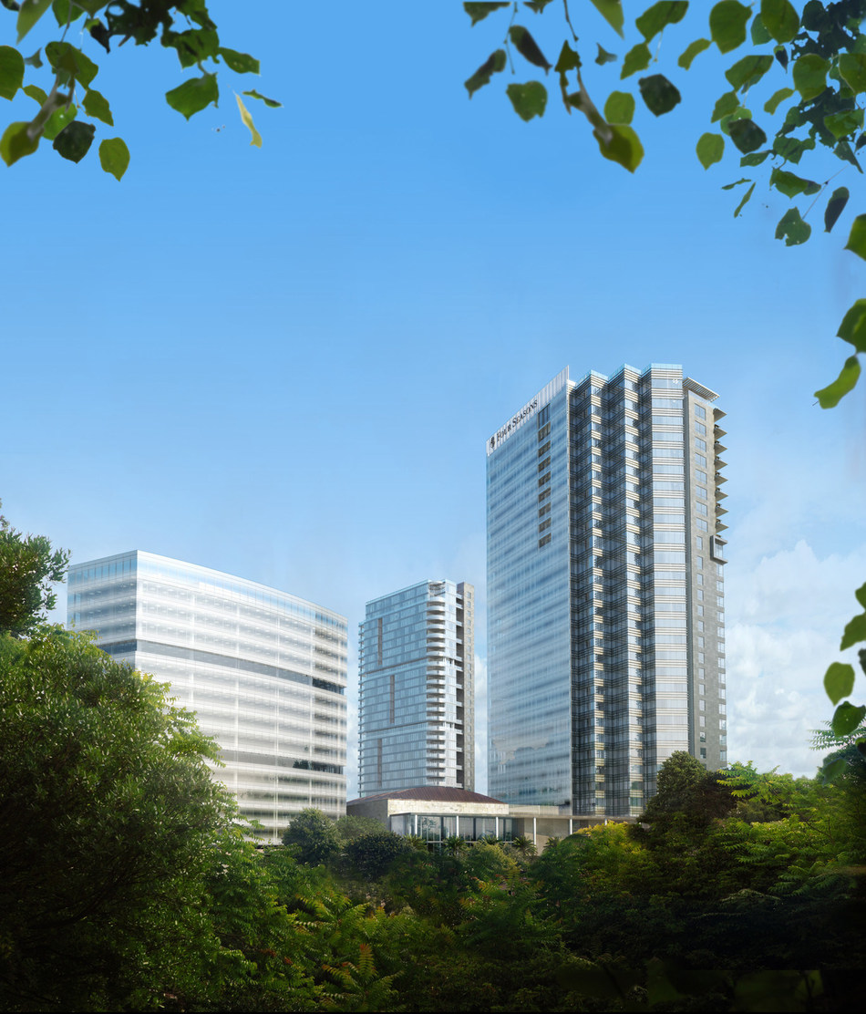 Four Seasons Hotels and Resorts and Embassy Group to Introduce New Luxury Hotel and Private Residences in Bengaluru, India.