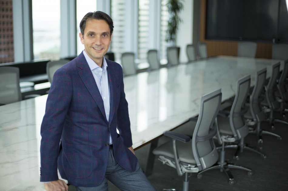 Jad Shimaly, EY Canada Chairman- and CEO-elect (CNW Group/EY (Ernst & Young))