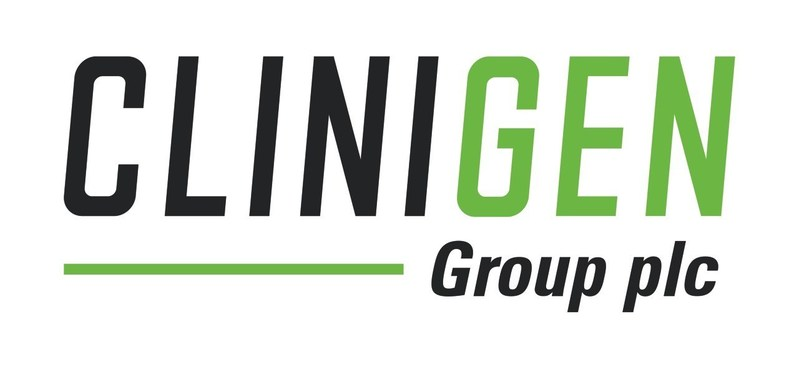 Clinigen logo (PRNewsfoto/Cumberland Pharmaceuticals)