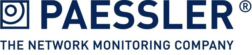 Paessler logo (PRNewsfoto/Paessler AG)