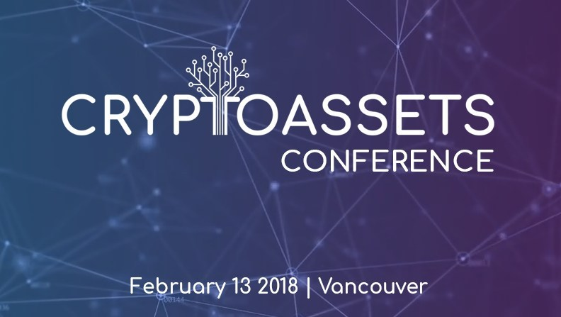 Cryptoassets Conference Vancouver is a full day event and single stream mix of educative and interesting panels that offer constructive discussions related to development of blockchain technology along with talks in regulation, governance and investments in crypto-currencies. (CNW Group/Cryptoassets Conference)