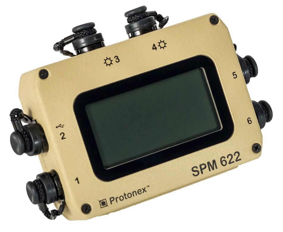 Protonex Squad Power Manager SPM-622 (CNW Group/Ballard Power Systems Inc.)