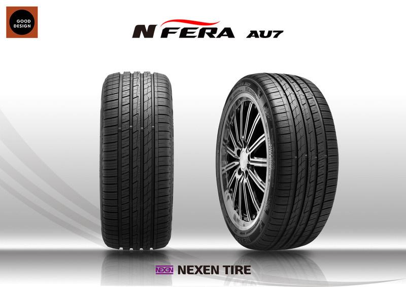Nexen Tire Recognized at Good Design Awards 2017