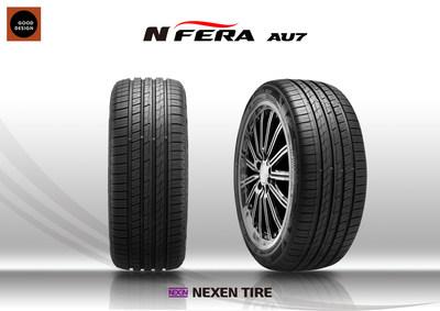Nexen Tire Recognized at 'Good Design Awards 2017'
