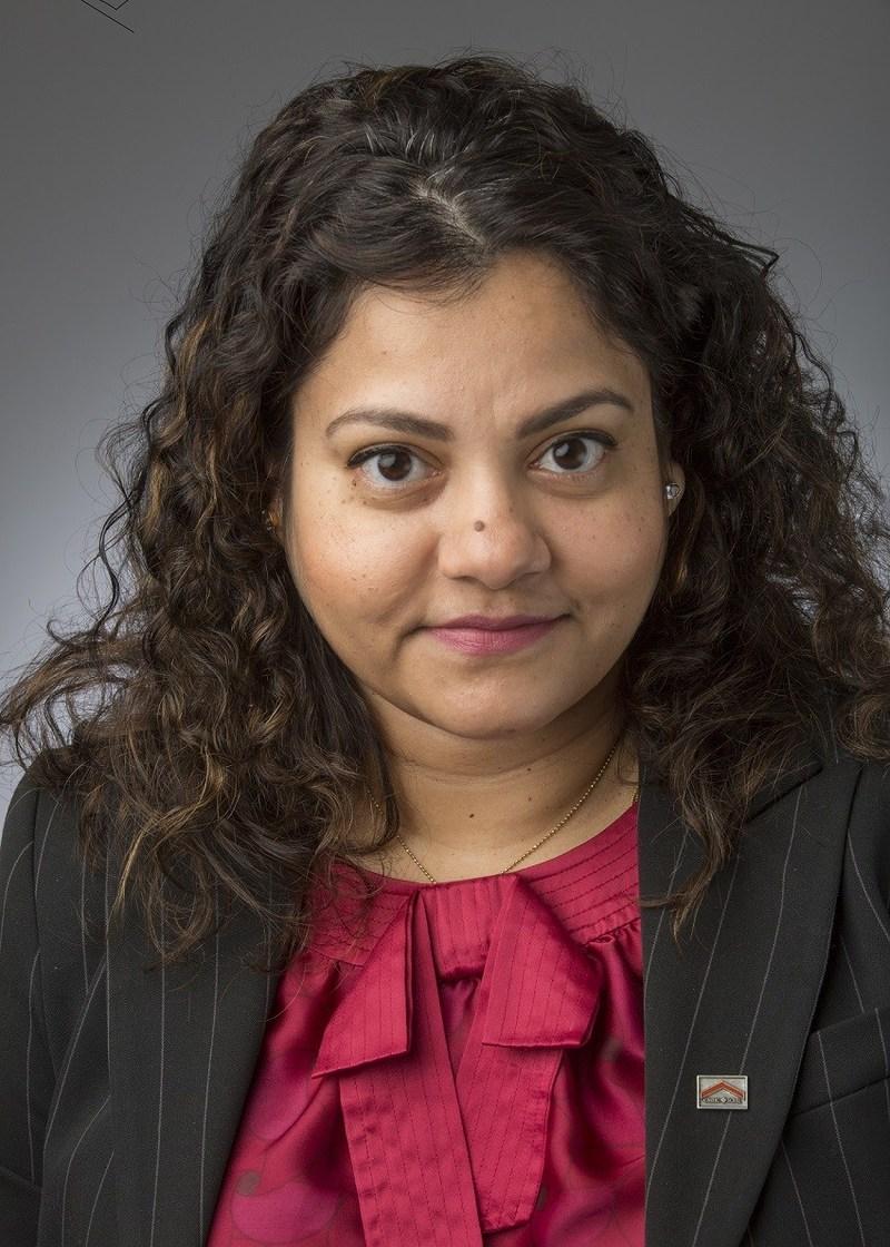 Dana Senagama, Principal Market Analyst (Toronto), CMHC (CNW Group/Canada Mortgage and Housing Corporation)