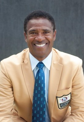 Pro Football Hall of Fame Member and Prostate Cancer Survivor, Mike Haynes