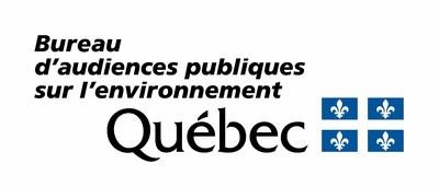 Logo : Bureau d'audiences publiques sur l'environnement (Groupe CNW/Bureau d'audiences publiques sur l'environnement)
