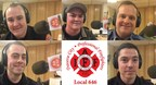 Lick the Plate on MyNorth.com Features the Firefighters of Traverse City Fire Station #1 on Its Latest Show