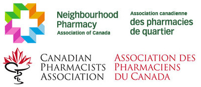 Logo: Canadian Pharmacists Association and Canadian Pharmacists Association (CNW Group/Canadian Pharmacists Association)
