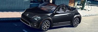 2018 Volkswagen Beetle Convertible model review