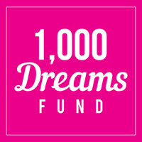 The 1,000 Dreams Fund helps women achieve their academic and professional dreams through micro grants.