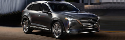 The 2018 Mazda CX-9 is compared to the Kia Sorento and Acura MDX on the website for Hall Mazda.