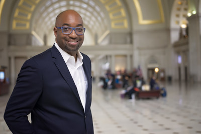 Kwame Alexander (Photo Credit: Portia Wiggins Portraiture)