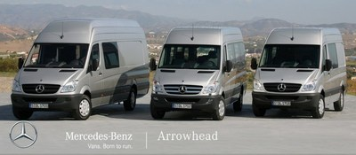 To learn more about Mercedes-Benz vans, stop into Mercedes-Benz of Arrowhead Sprinter, located at 9260 W Bell Road in Peoria, AZ.