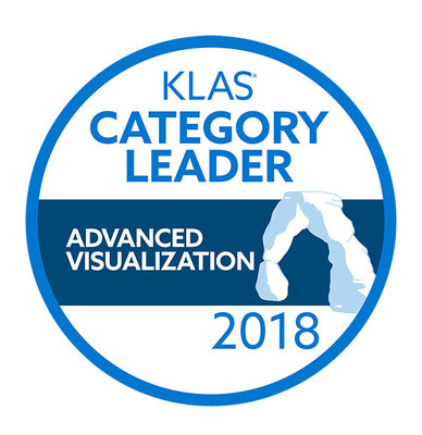 KLAS Category Leader Advanced Visualization 2018
