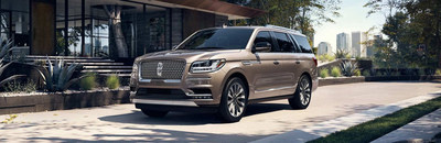 The 2018 Lincoln Navigator offers plenty of amenities for luxurious driving.