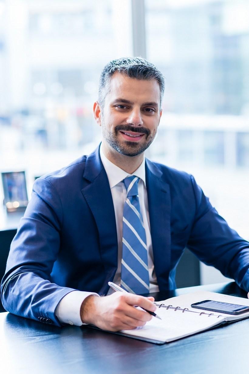 Tony Lourakis, Fleet Complete CEO (CNW Group/Fleet Complete)