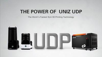 UNIZ - 3D Printer Crowdfunding Campaign Reaches $220,000 and Announces New Stretch Goals