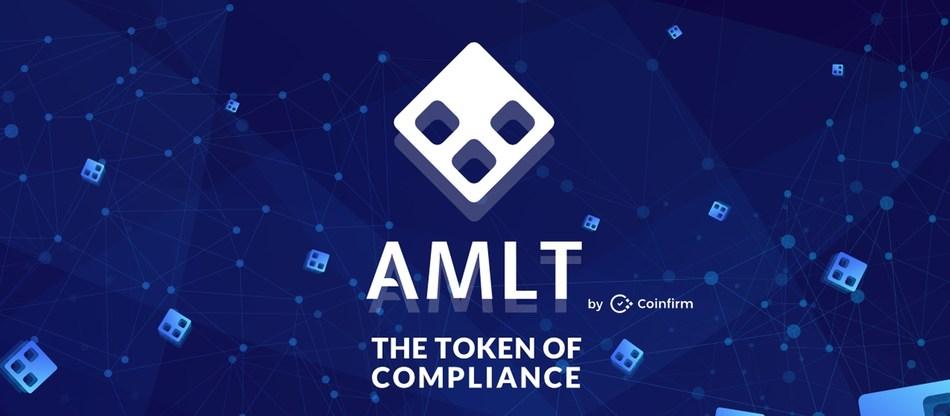 AMLT: the token of compliance