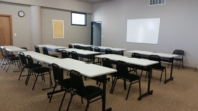 Quincy Valley Business & Conference Center Classroom