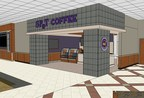 A rendering of the new Spot Roswell Park Express Cafe (CNW Group/Spot Coffee (Canada) Ltd.)