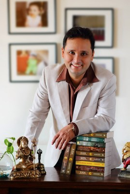 Best-selling Indian Author Amish to Tour the USA From 1st to 10th February 2018