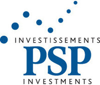 Logo: PSP Investments (CNW Group/PSP Investments)