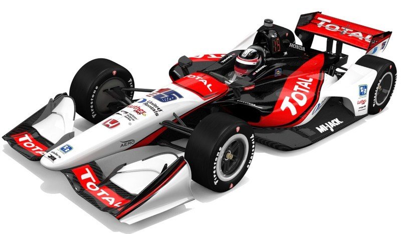 Bobby Rahal Toyota >> TOTAL QUARTZ Named Official Lubricant Partner of Rahal ...